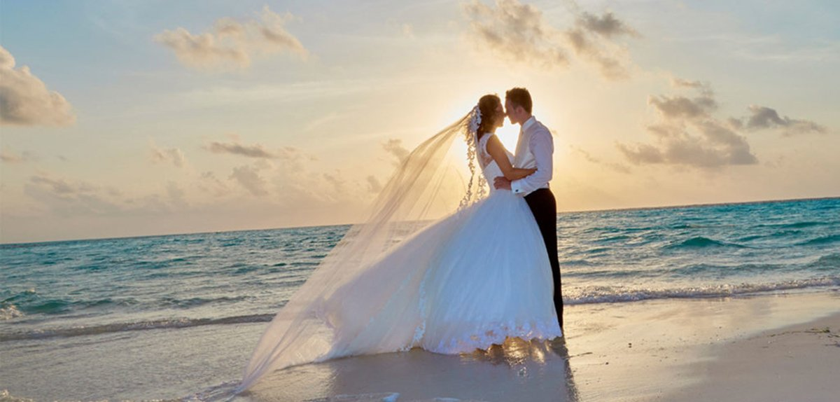 Wedding Package Kuredu Maldives